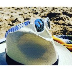 Costa Nova BLUE sunglasses