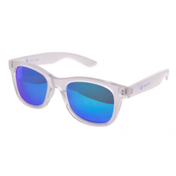 CRYSTAL BLUE Mirror sunglasses