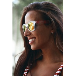 Costa Nova RED sunglasses